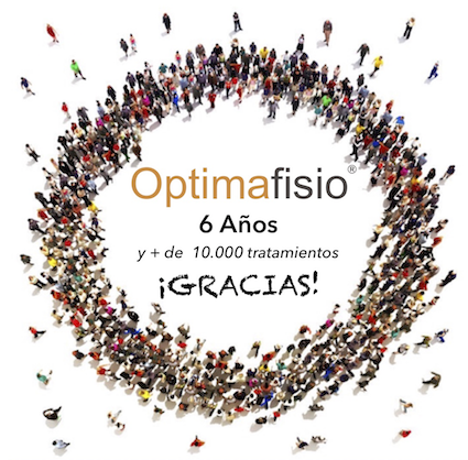 6º Aniversario Optimafisio