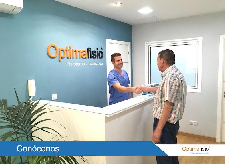 Optimafisio, Fisioterapia Avanzada
