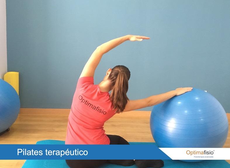 Pilates en Optimafisio