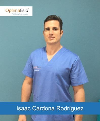 Optimafisio: Isaac Cardona Rodríguez
