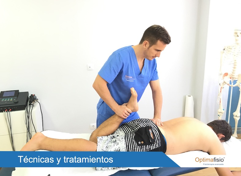 Optimafisio, Fisioterapia avanzada