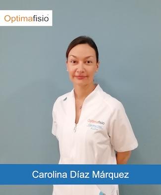 Optimafisio: Carolina Díaz Márquez